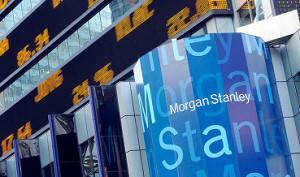 Morgan Stanley в I квартале увеличил чистую прибыль в 1,6 раза