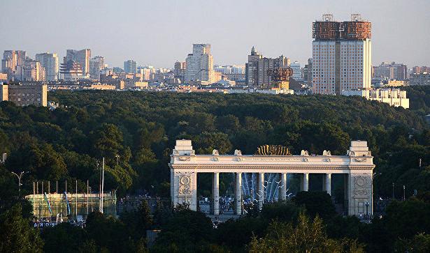 ВМоскве пройдет фестиваль вчесть 90-летия Парка Горького