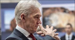 Путин объявил благодарность Тимченко и Ротенбергам