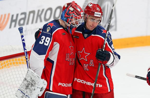 Победа и«сухарь» вподарок Михайлову. КакЦСКА выиграл дерби у«Динамо»