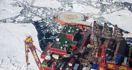 «Газпром» и «Роснефть» не справляются с обурением на шельфе