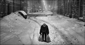 О социально-экономической апатии россиян