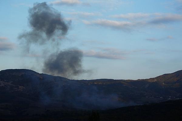 Азербайджан уничтожил ракетные комплексы Армении