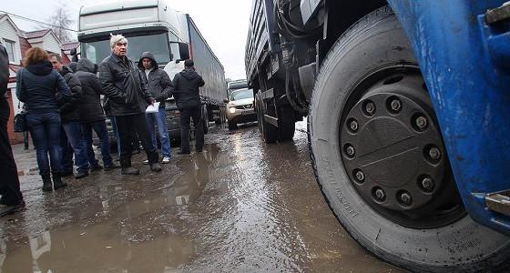 Путин предложил отменить транспортный налог для фур