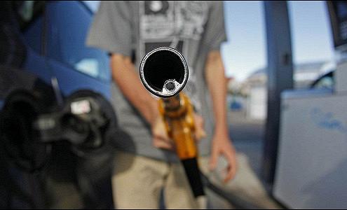 Бензин будет дешеветь до февраля