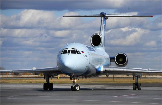 Ту-154отлетал свое