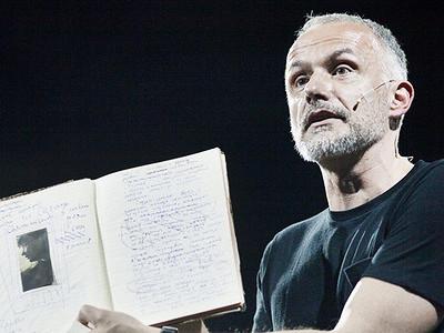 Олег Нестеров представляет спектакль «Изжизни планет»