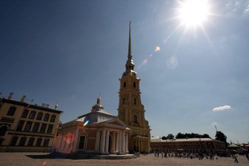 Петербург получил «туристического Оскара» каклучшее направление длятуризма вЕвропе