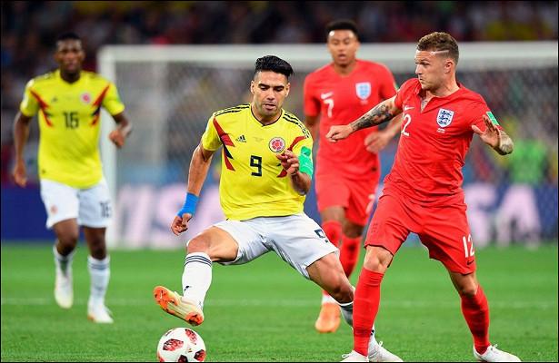 Фанаты потребовали переигровки матча Колумбия-Англия
