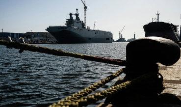 РФ извлекла уроки из ситуации вокруг «Мистралей»