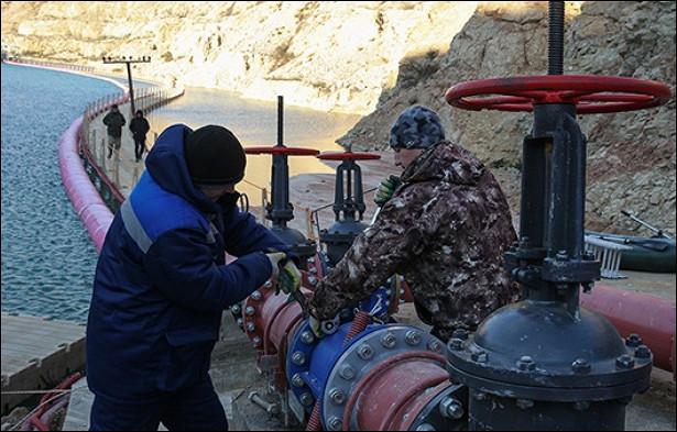Украина неспособна помешать опреснению крымской воды