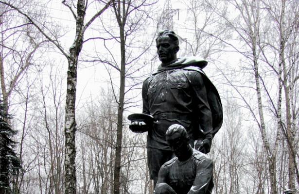 Вешняковцы чтят память героев Великой Отечественной войны