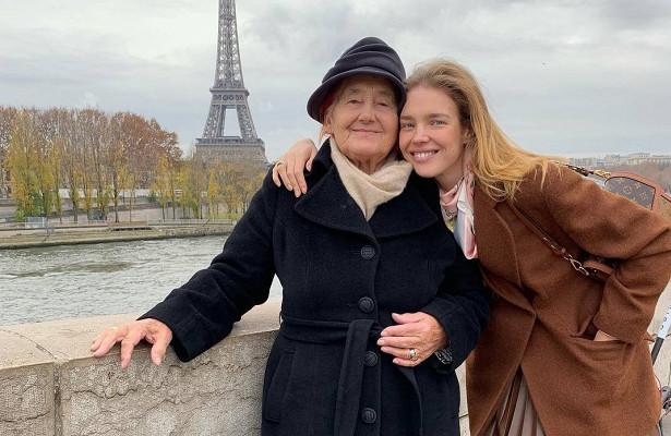Поклонники оценили модельный талант бабушки Натальи Водяновой