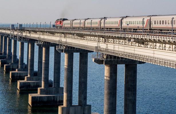 Крымские поезда начнут курсировать доПерми, Омска иТюмени