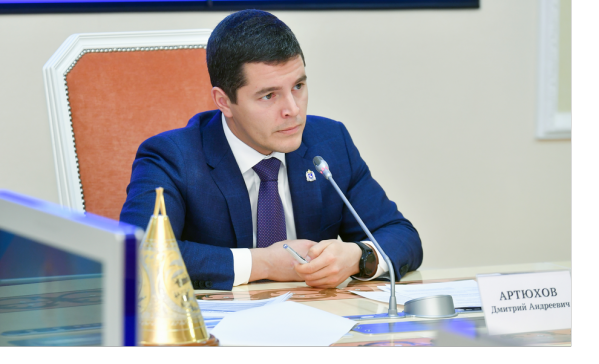 Глава Ямала вновь стал лидером попозитивному упоминанию всоцсетях