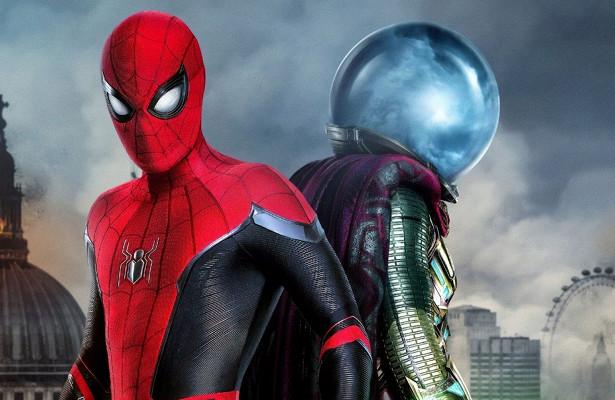 Всети появились новые фото сосъемок «Человека-паука 3»