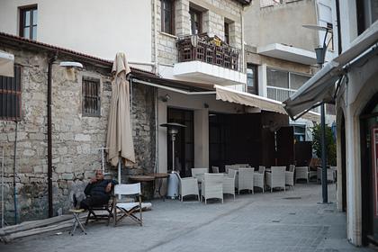 Кипр отложил открытие границ дляроссийских туристов