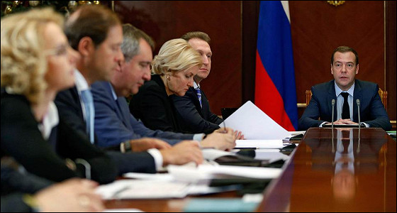 Правительство обещает поддержать российскую экономику