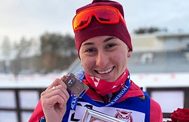 Биатлонистка Коновалова дисквалифицирована на4года задопинг