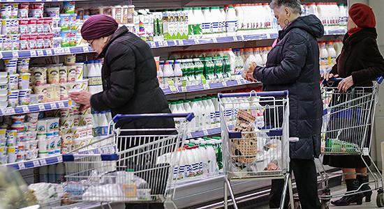 Кто пострадал от продуктового эмбарго