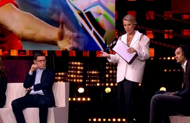 Голого Артема Дзюбу обсудили наПервом канале