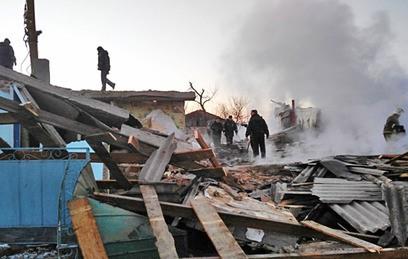 Причиной пожара вРостовской области стал поджог
