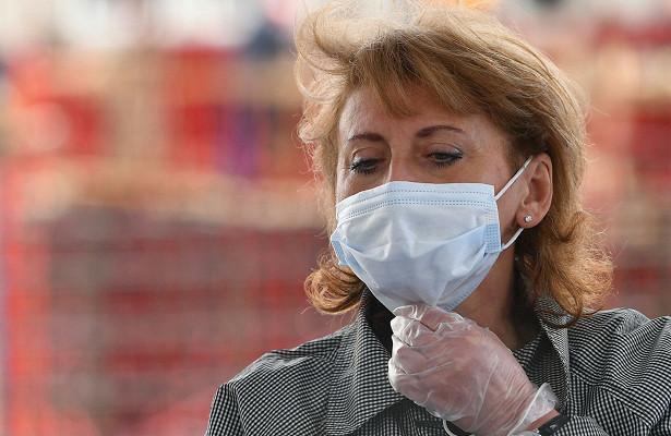 Засутки вРоссии выявили 13447случаев коронавируса