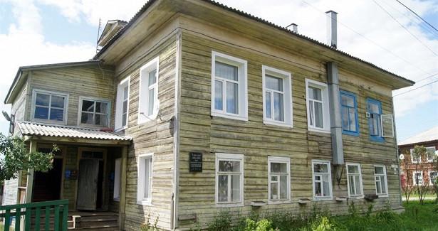 КакГумилевское общество организует бежецкий музей Николая Гумилева