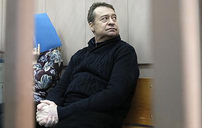 Гособвинение просит судприговорить к17годам колонии экс-главу Марий ЭлМаркелова