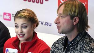 «Отпускаем счистой совестью»: Плющенко обуходе Косторной