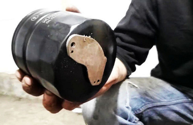 Какочистить мотор ибензобак спомощью магнита