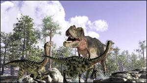 Окончательной причиной гибели динозавров стало падение астероида