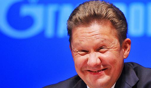 «Газпром» пугает новой трубой
