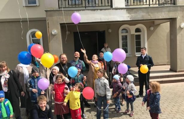 Вхраме священномученика Ермогена вКрылатском прошло закрытие учебного года ввоскресной школе