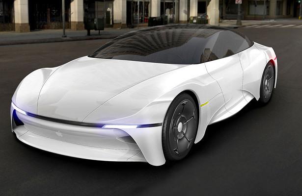 Каким будет автомобиль Apple?