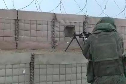 Опубликовано видео тренировки миротворцев вКарабахе