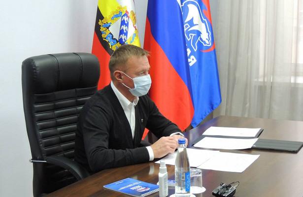 Курский губернатор провел общественный прием граждан