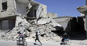 Россия потратит €850 млн на восстановление Сирии