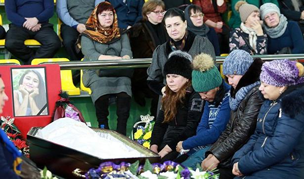 Бастрыкин встретится сродителями детей-спортсменов, погибших в2016 году