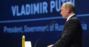 Путин объяснил избыток нефти на мировом рынке