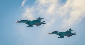 В России появится бомбардировщик на базе Су-34
