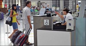 Международные перевозки снизились на 14,5%