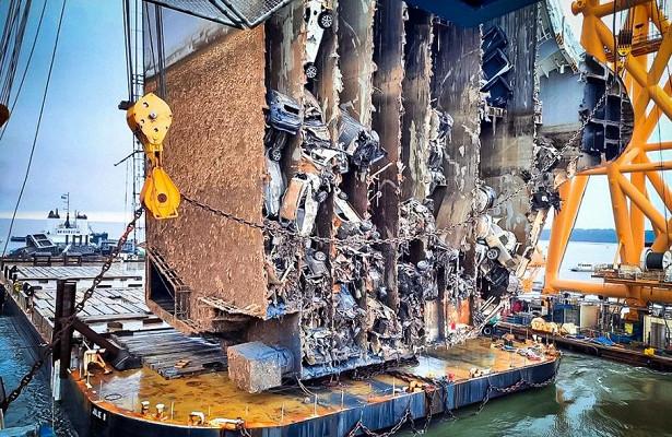 Вкрушении корабля обвинили кроссоверы Kia