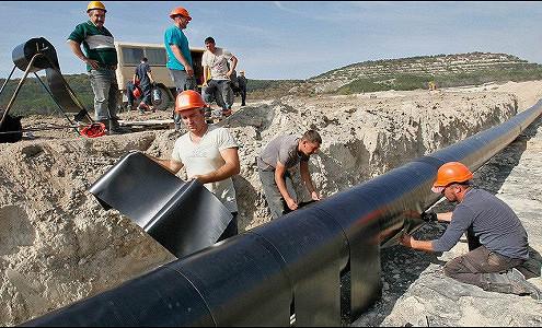 «Газпром» не одолеет Керченский пролив