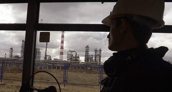 Бензин стекается в Москву