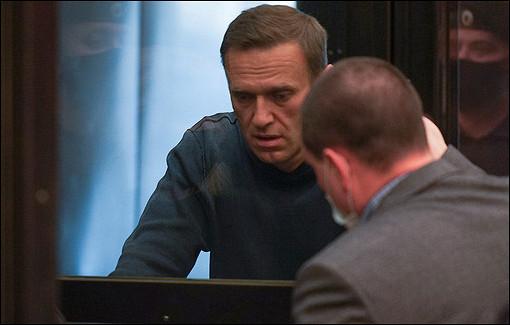 Навального перевели избольницы вколонию
