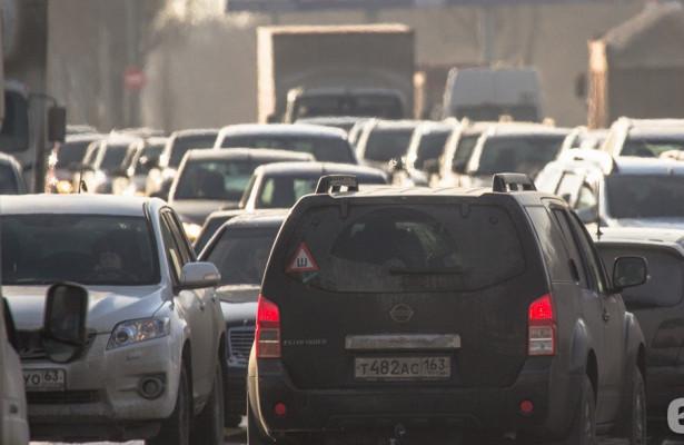 Дорожный «мегамозг»: как«умные» светофоры борются спробками наМосковском шоссе