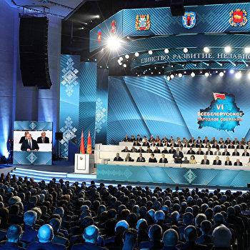 Белорусский эксперт сказал, вкаком случае ВНСмогло быустранить кризис вреспублике