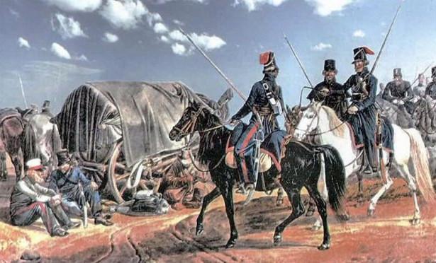 Матвей Платов: чемрусский казак понравился англичанам