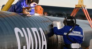 Газпром с трудом сдерживает натиск с севера, юга и востока